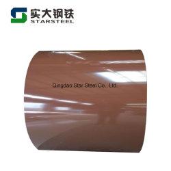 Folha de aço galvanizado/Prepainted / bobina de aço galvanizado para tecto