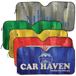 거품 알루미늄 호일 Foldable 차 차양을 인쇄하는 풀 컬러