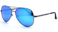 高品質は好むと同時にデザイン金属のサングラス、フレームガラスを冷却し、