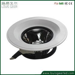 A caixa em alumínio potente refletor LED Refletor da cabeça de Mudança