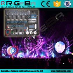 1024CH DMX512 Stade de la console du contrôleur de la lumière de l'équipement