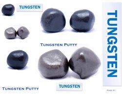 El precio bajo peso de la pesca de alta Qulaity Tungsten Putty