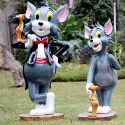 Usine de résine de vente directe Mickey Mouse et Donald Duck