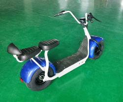 方法壮大なHarleyの電気自動車都市二人用60V 1500Wのリチウム電池のスクーターのスポーツ・カーの大人の車輪の広いタイヤのスケートボードの卸売価格電気Motorc