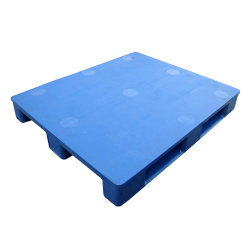 Gerecyclede Blauwe Hdpe Heavy Duty Small Plastic Pallets Gratis