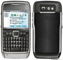 Teclado completo original teléfono móvil (E71)