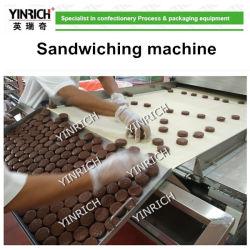 Печенье сэндвич машины Cookie Capper машины (Sandwiching машины) Cookie с ISO9001 Jxj CE800