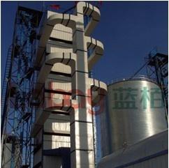 Secador de grãos/secador Paddy para máquinas de processamento de grãos