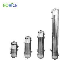 Acciaio inossidabile ss del tubo di nuoto per lo scambiatore di calore istante del raggruppamento della pompa ad acqua dell'aria del riscaldamento