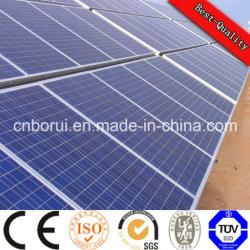Panel solar con células 156X156 Poly Stock Precio de la célula solar Panel Solar, Planta de fabricación de celdas solares