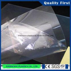 Прозрачный жесткий ПВХ лист Super Clear прозрачный ПВХ мягкий тонкий лист ПВХ мягкий лист