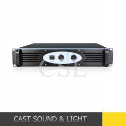 Amplificatore professionale di Q-7 700W audio con l'alimentazione elettrica dell'interruttore