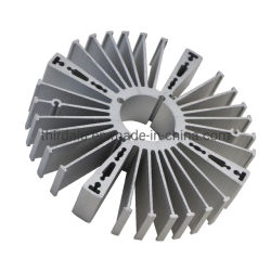 Aluminium profiel/Extrusie warmteafleider, aluminium radiator, aluminium radiator/radiator/LED-warmteafleider/Aluminium Profiles/Extrusion/Aluminium Powder Coating radiator