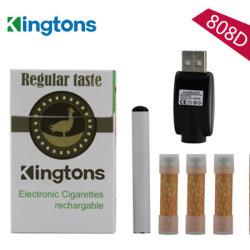 280 mAh rechargeables Kingtons 808d avec la cigarette électronique Cartomizer bon marché