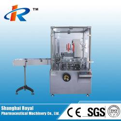 Jdz-120g Вертикальная автоматическая машина Cartoning трубки