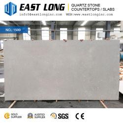 High-Grade Aartificial Cuarzo color mármol losas de piedra de granito/Paneles de pared/Engineered Stone