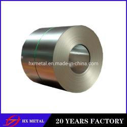 SPCC DX51 le zinc laminé à froid/chaud de la bobine de feux de croisement en acier galvanisé/feuille/plaque/bande fabriqués en Chine