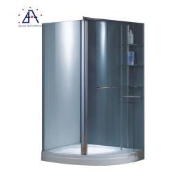 Современный дизайн Hot-Sell Безрамные цветовой профиль корпуса душ из анодированного алюминия