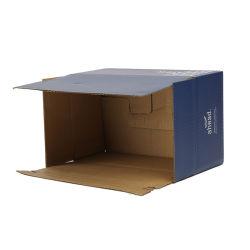 Confezione Scatola Di Cartone Ondulato Prezzo Conveniente Scatola Di Imballaggio/Scatola Di Carta Pieghevole Kraft