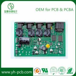 Carte à circuits imprimés multicouche assemblée avec la haute qualité de fabrication de la carte mère