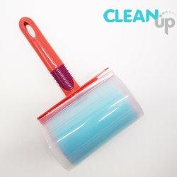 Mini rullo appiccicoso di pulizia del lint del rullo del pavimento lavabile multifunzionale della casa