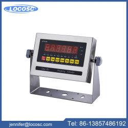 Indicateur de pesage à fonctionnement numérique haute précision avec imprimante