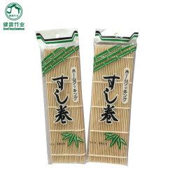Hulpmiddelen van de Sushi van de Mat van de Mat van de Sushi van het Bamboe van de aard de Rolling