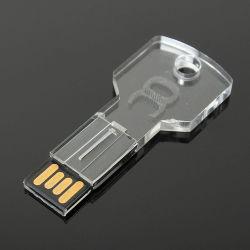 Clé de cristal Crystal lecteur Flash USB Logo personnalisé Crystal stick USB