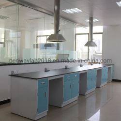耐久性の高いラボテーブルスチールワークベンチスクール家具