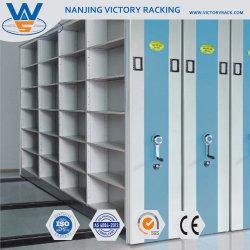 Haute densité de stockage de fichiers Mobile Système de rack/rayonnage