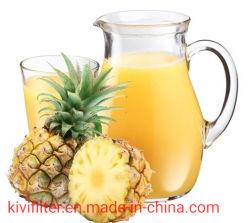 Purificação e descoloração do sumo de ananás utilizando resina de permuta iónica / Soluções de resina