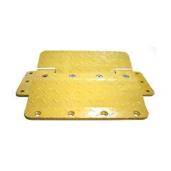금속 하나 방법 교통 유동 통제 격판덮개