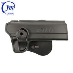 Venda por grosso de polímero Airsoft Polícia do Exército Táctica militar tiro de pistola de bolsa de transporte