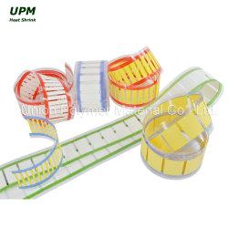 2: I manicotti termorestringibili liberi della 1 di 3:1 dell'alogeno identificazione della poliolefina