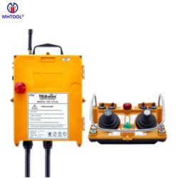 F24-60 el control remoto inalámbrico para grúa eléctrica de emergencia de una grúa con