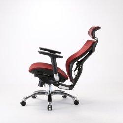 Gire o tecido de alto nível de gás lift full mesh cadeira de escritório