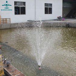 Prix de gros en acier inoxydable 304 décoratifs Fireworks buse de la fontaine de douche