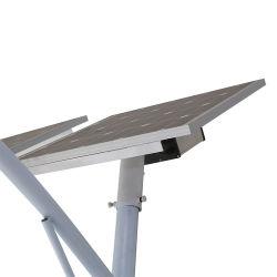 Integriertes kundenspezifisches wasserdichtes im Freien Solar-LED-Straßenlaterne