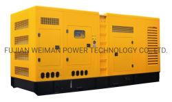 De open/Stille die/Reeksen van de Generator van de Macht van het Type van Container/van de Aanhangwagen door Mtu/Cummins/Perkins/Yuchai/Deutz Generator van het Gebruik van het Land de Geluiddichte/Waterdichte worden aangedreven