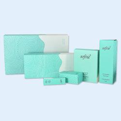2020 Vakje van het Document van de Gift van de Douane van de Fabriek het Kosmetische Stijve Populaire Verpakkende
