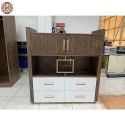 Kundenspezifische Hotel-Wohnungs-Möbel-Seiten-Schrank-Konsole für Verkauf