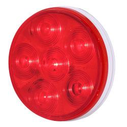 """4 """" Round stop/clignotants/feux arrière de lumière à LED 24 V"""