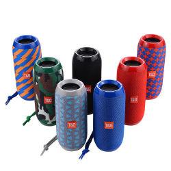 Heiße verkaufengewebe Tg117 Bluetooth Lautsprecher-gute Qualitätston-bewegliche drahtlose Lautsprecher