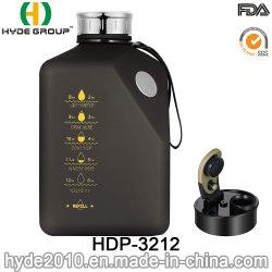 Livre de BPA 2.7L personalizados de PETG com garrafa de água (HDP-3212 Telefone Magnético)