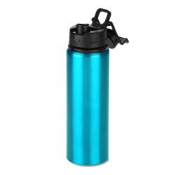 Großhandelskundenspezifisches Firmenzeichen-Aluminiumsport-Wasser-Flasche 750ml der Form-25oz