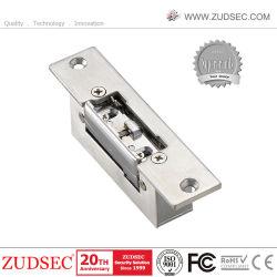 NO/NC Fail Secure/Fail Safe Narrow-Type Electric Strike Lock for 도어 접근 제어