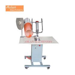 De halfautomatische Machine van de Verpakking van de Zak van het Netwerk van de Grapefruit/Verzegelende Machine van de Zak van de Ui van het Knoflook de Netto/Oranje het Knippen van de Zak van het Netwerk van de Citroen Machine