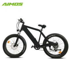 8 Hidden Battery를 가진 속도 48V 750W Fat Tire Electric Bike Electric Bicycle