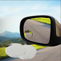 Очистить стекло плавающего режима алюминий/хромированная выпуклого зеркала заднего вида для автомобилей и мотоциклов