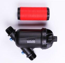 Filter van de Irrigatie van het Water van 1.5 Duim de Middelgrote voor Het Systeem van de Druppelbevloeiing